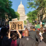Teachers for BLM march to the Captiol