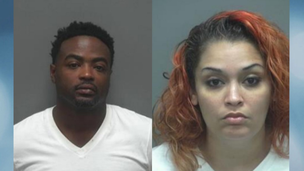 Deonte Lanell Foster And Cerissa Ann Cleveland