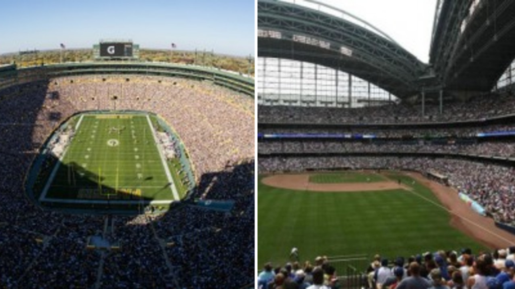 Packers Stadium, Brewers 1280 Combo