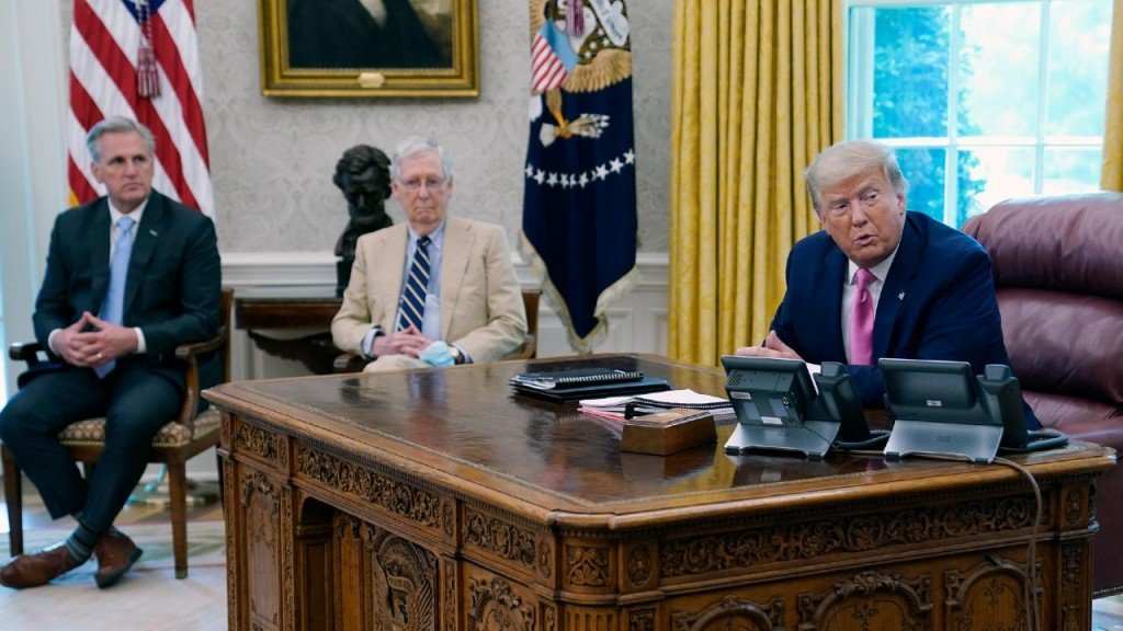 Trump Mcconnell Mccarthy Oval Office Viacnn 1280