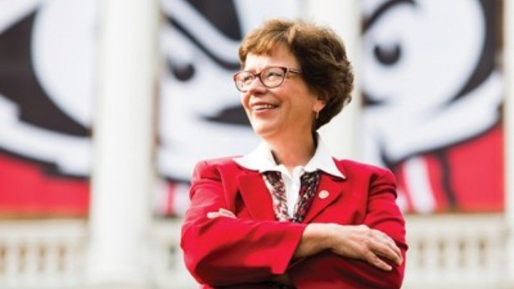 Uw Madison Chancellor Becky Blank
