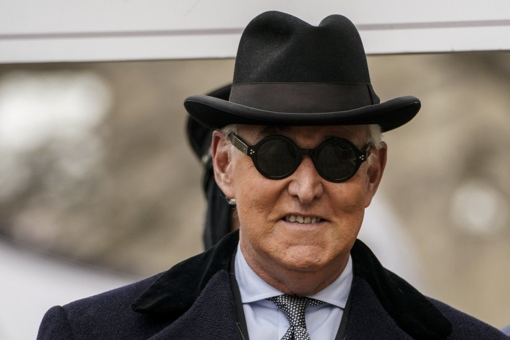 Trump Confidant Roger Stone Sentenced In Obstruction And Witness Tampering Case