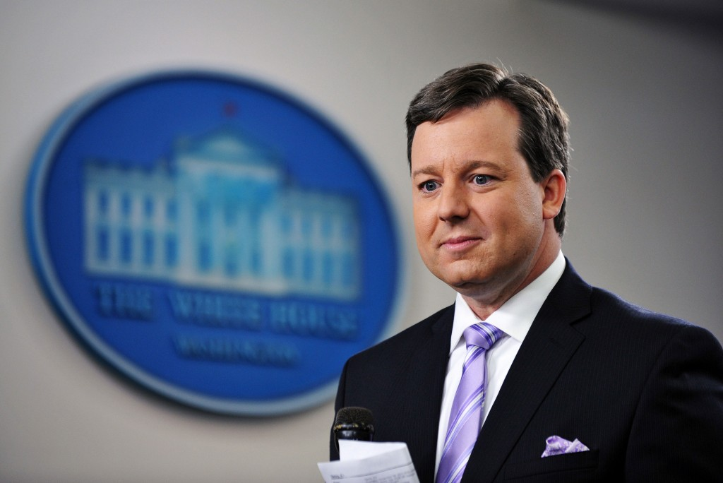 Fox News White House Correspondent Ed He