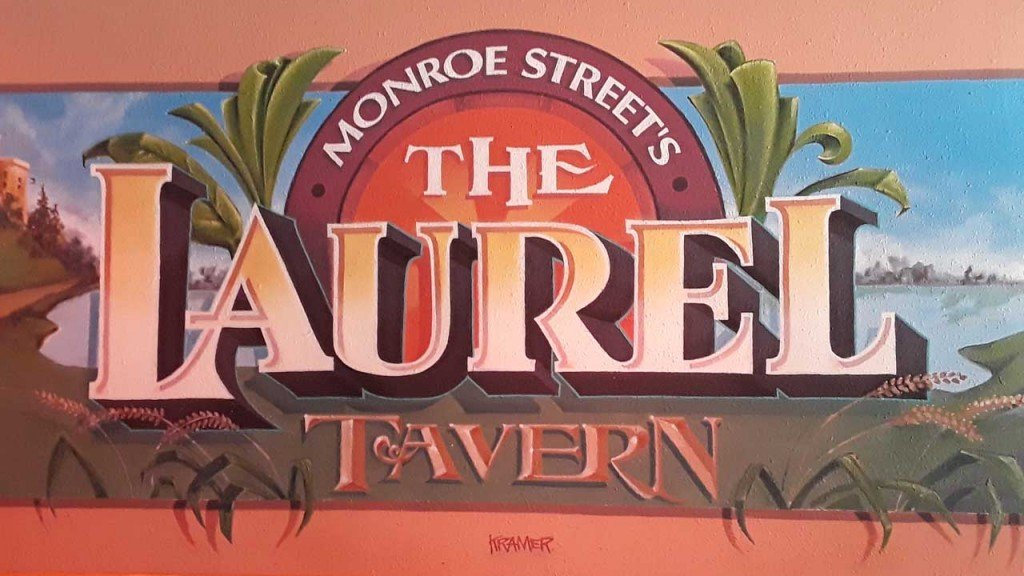 Laurel Tavern Mural