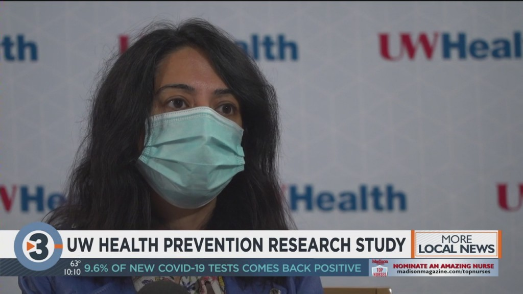 Uw Health Looking At New Ways To Protect Frontline Health Care Workers From Covid 19