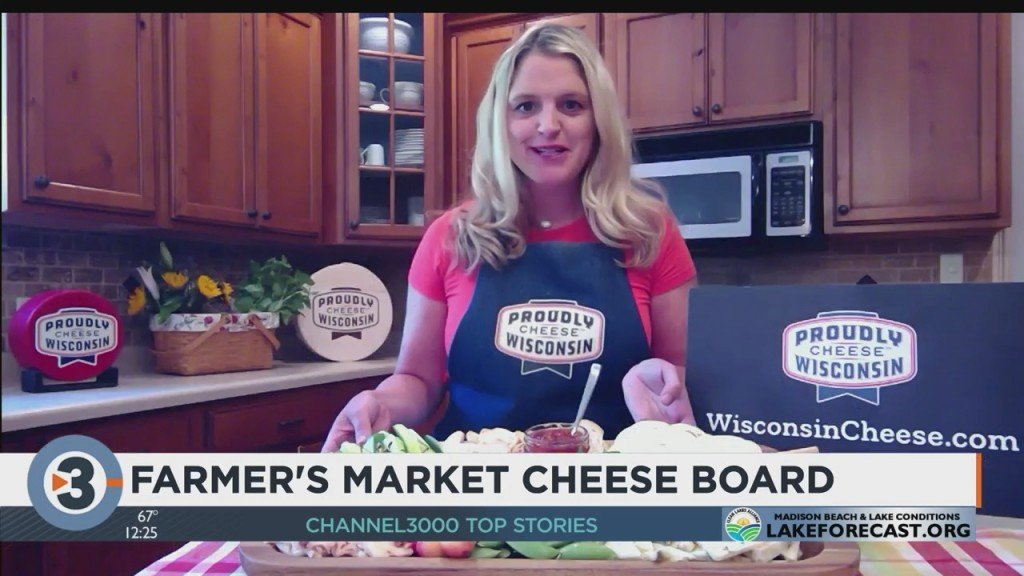 Ways To Pair Farmers' Market Favorites With Wisconsin Cheese