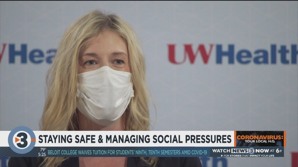 Staying Safe And Managing Social Pressures During Covid 19
