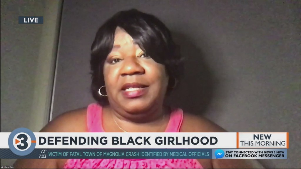 Defending Black Girlhood With Lilada Gee