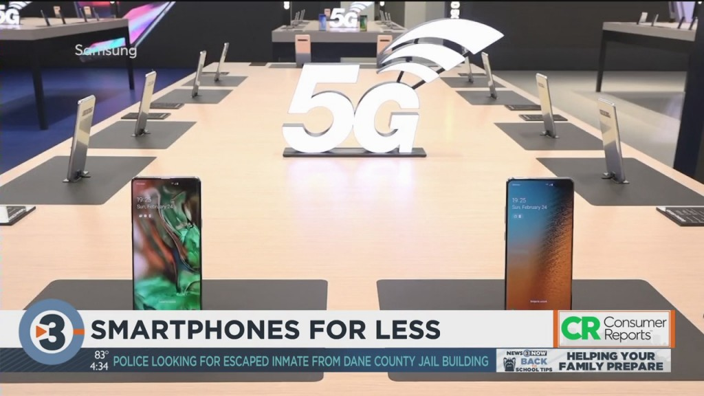 Consumer Reports: Smartphones For Less