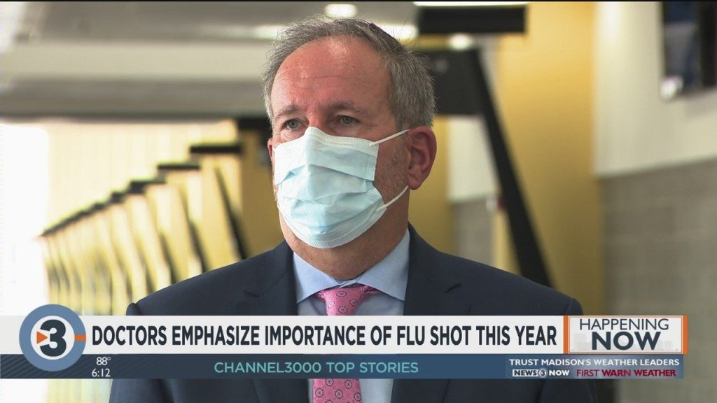 Doctors Emphasize Importance Of Flu Shot This Year