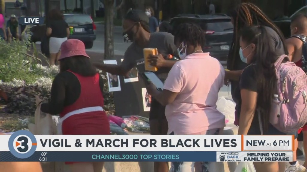 Freedom Inc. Organizes Vigil, March For Black Lives