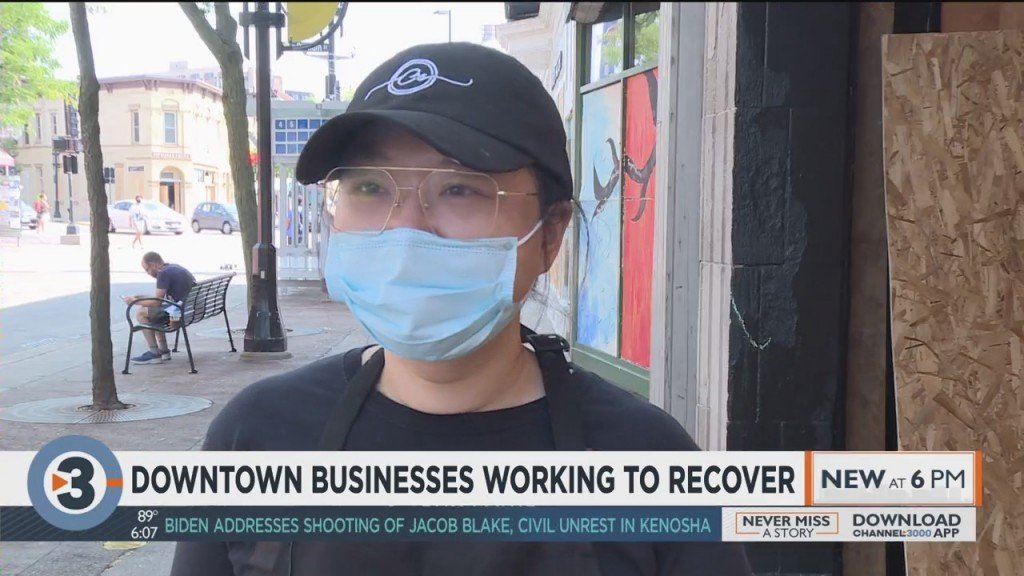 Downtown Madison Businesses Working Together