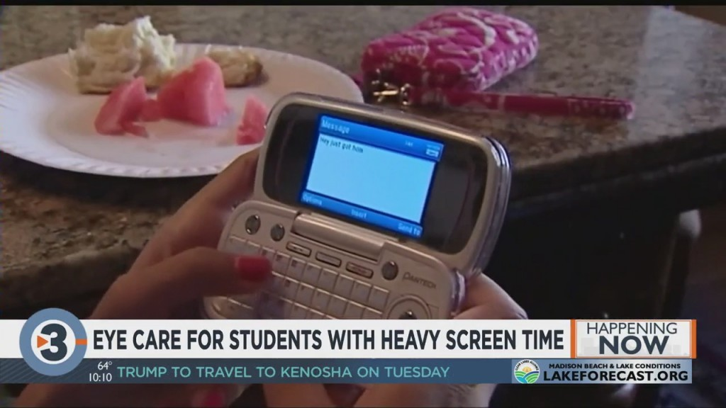 Eye Care For Students With Heavy Screen Time
