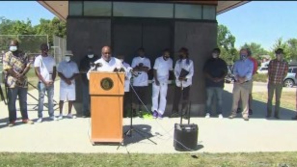 Community Leaders Call For End To Violence