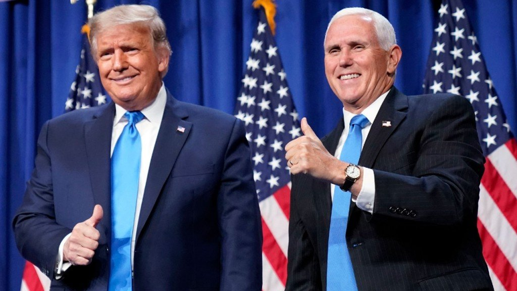 Trump, Pence both coming to Wisconsin this week