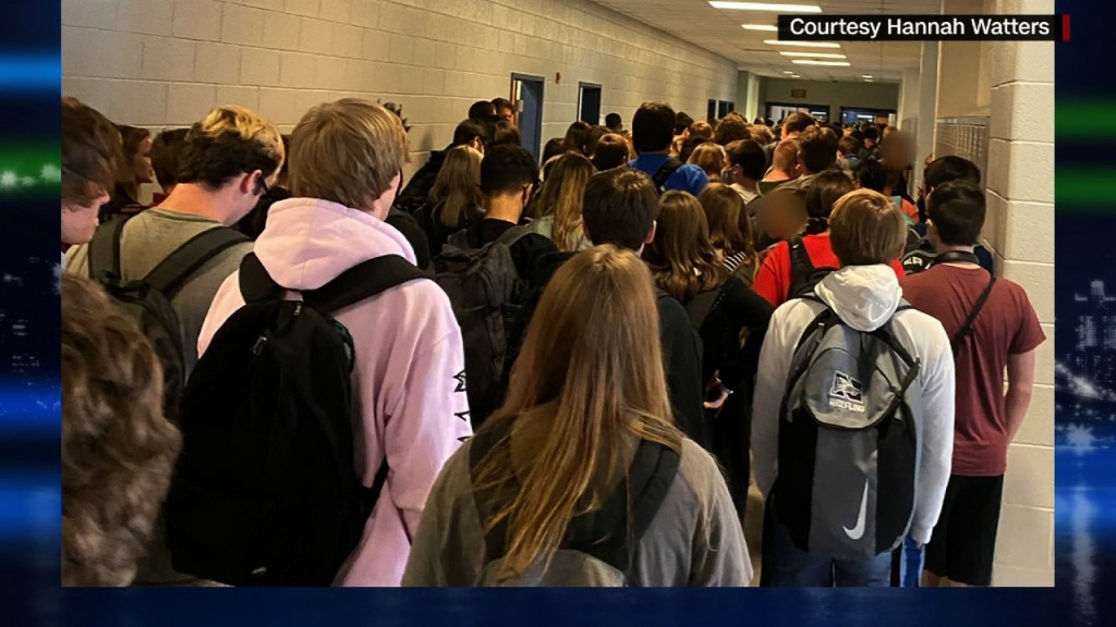 GA packed school