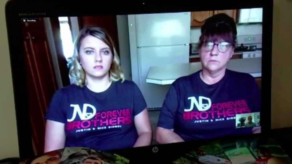 Nick and Justin Diemel's family speaks out