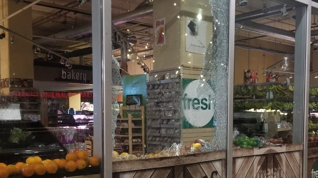 Fresh Market Damage