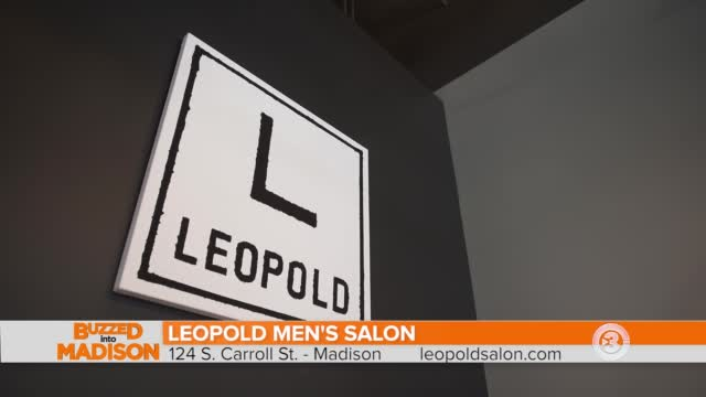 Leopold Men's Salon Keeps Madison Handsome