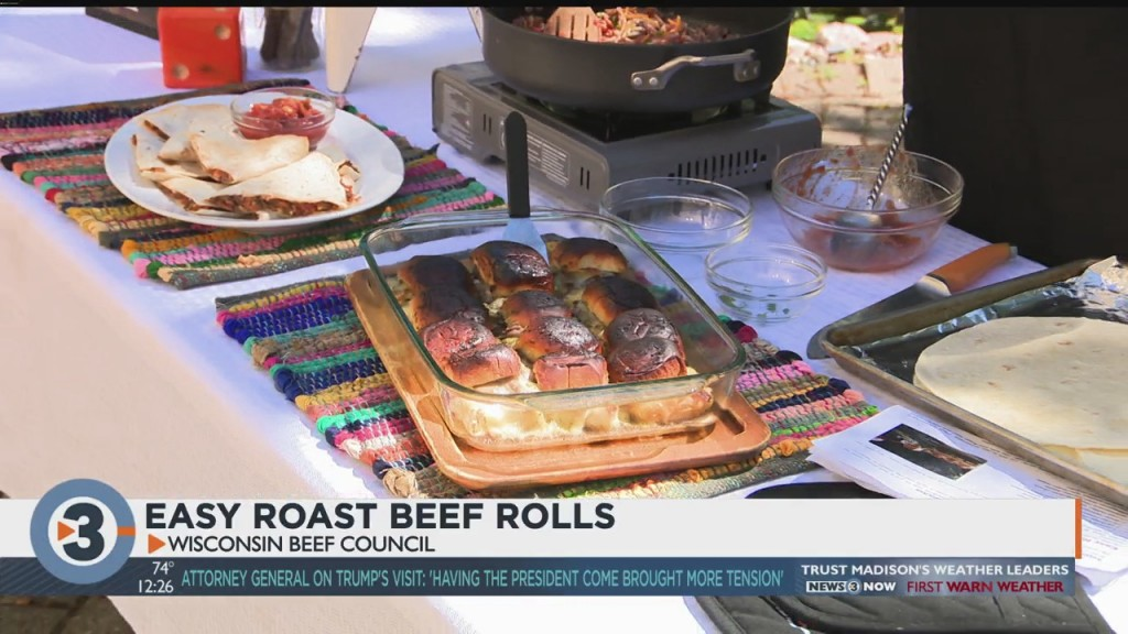 Angie Horkan Shares 2 Quick, Easy Beef Recipes