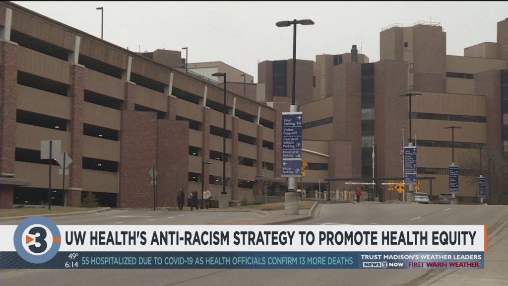 Uw Health's Anti Racism Strategy To Promote Health Equity