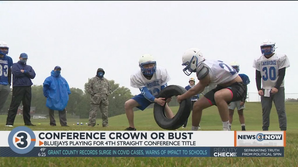 Conference Crown Or Bust: Bluejays Playing For 4th Straight Conference Title