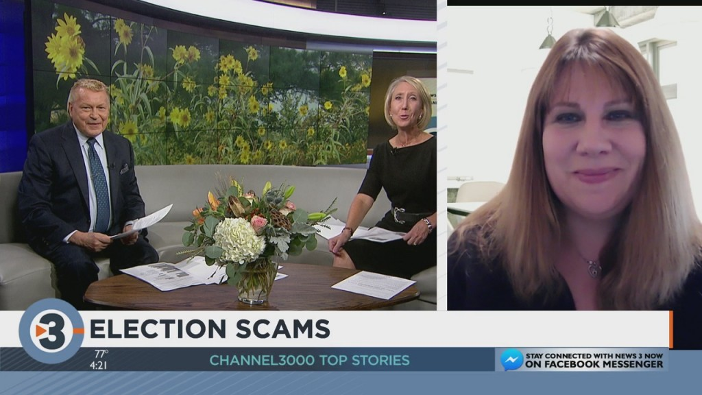 Bbb Warns Of Election Scams