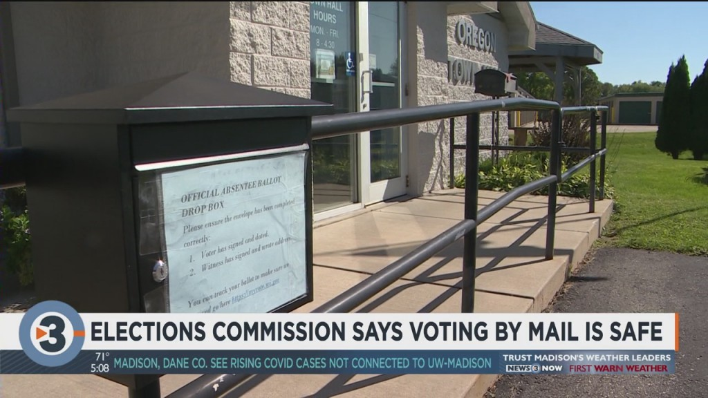 Elections Commission Ensures Safety Of Voting By Mail