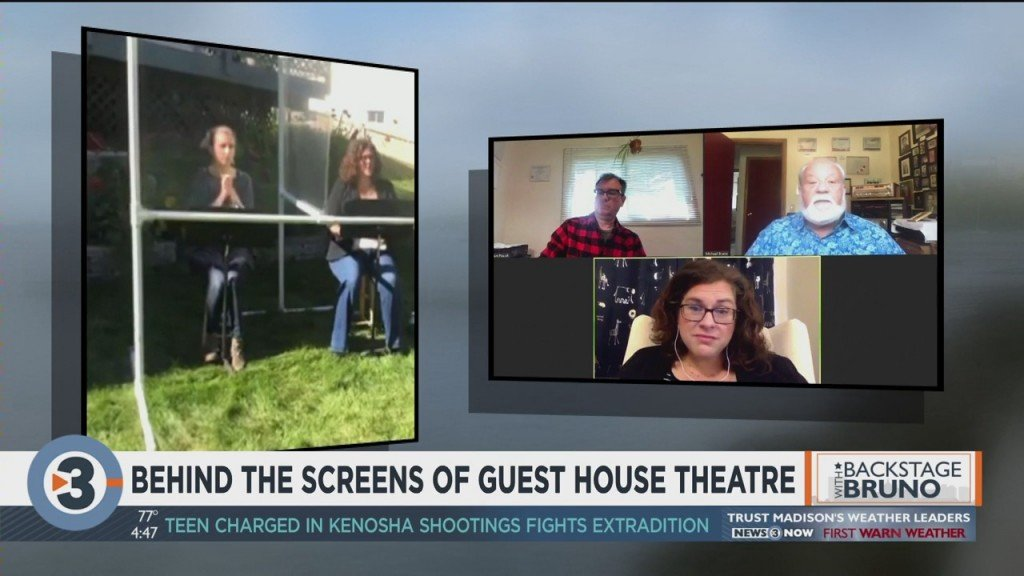 Backstage With Bruno: Behind The Screens Of Guest House Theater
