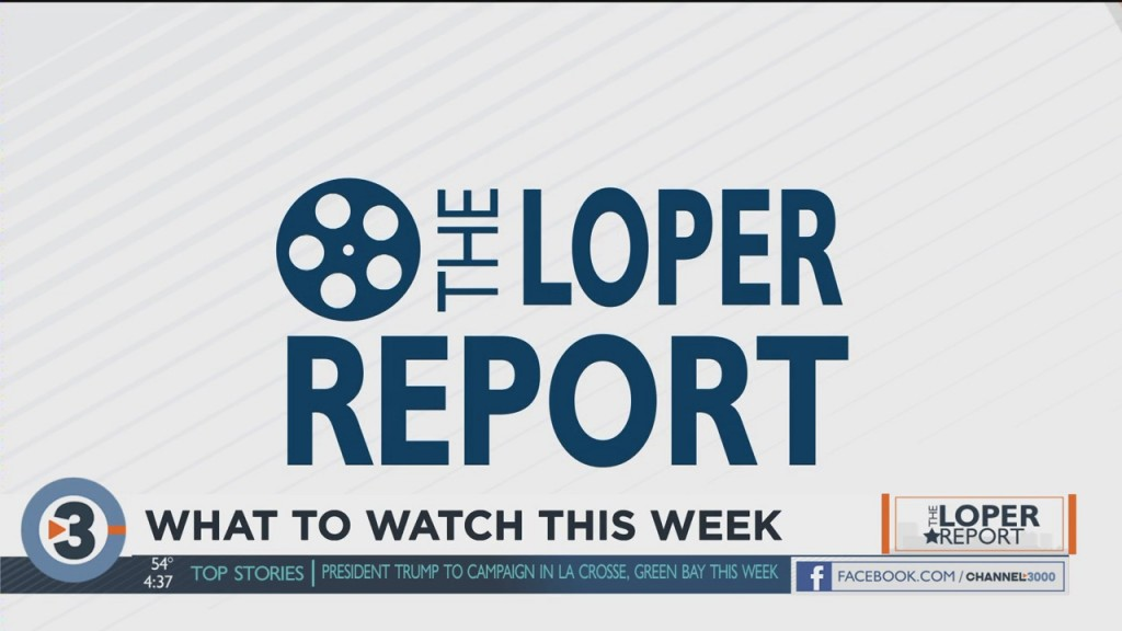 Loper Report: 'stuntwomen: The Untold Hollywood Story,' 'enola Holmes' And More