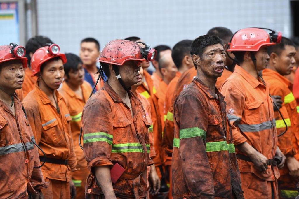 China Mine Accident