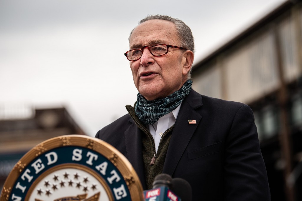 Sen. Schumer, Rep. Ocasio Cortez Call On Fema To Grant Disaster Funeral Assistance