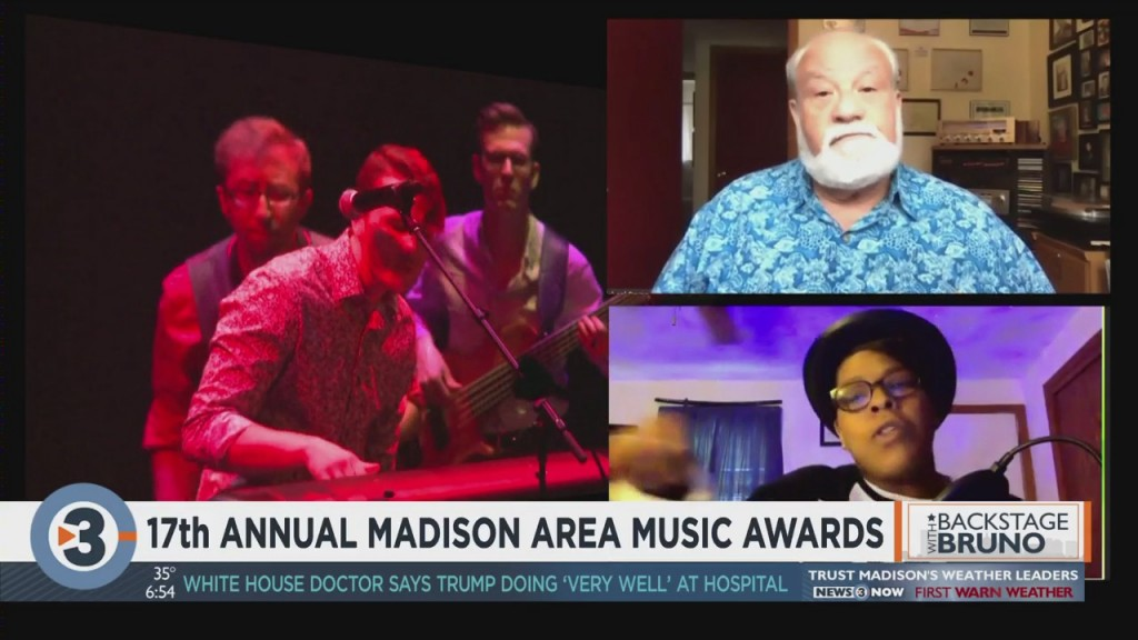 Backstage With Bruno: 17th Annual Madison Area Music Awards