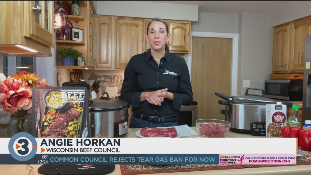 Angie Horkan Shares 2 Slow Cooker Beef Recipes