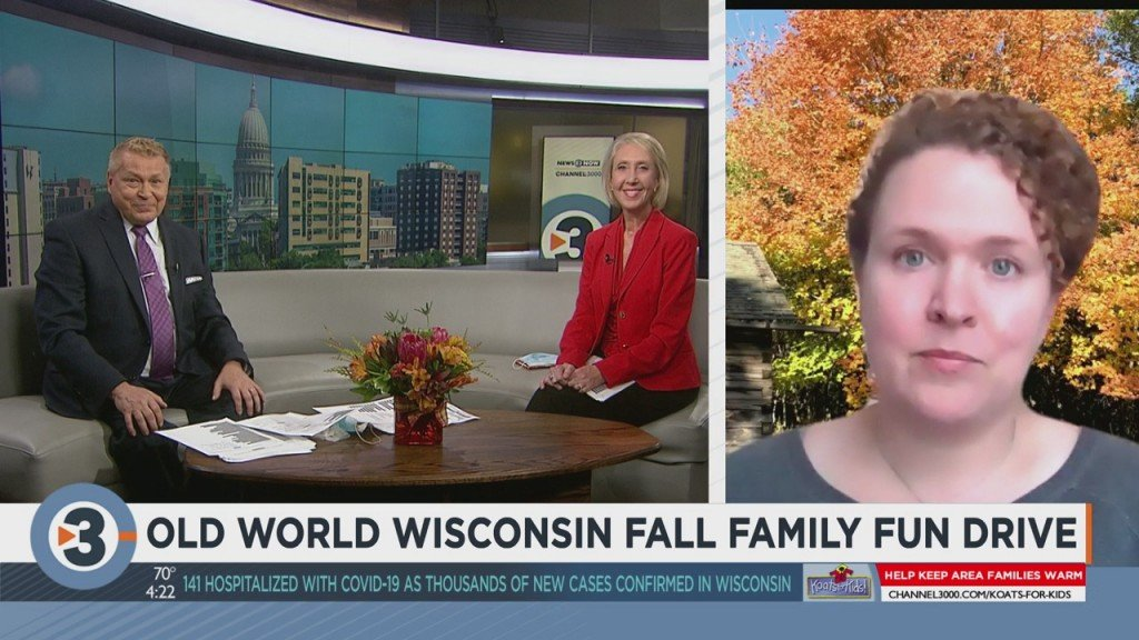 Experiencing Old World Wisconsin's Fall Family Fun Drive