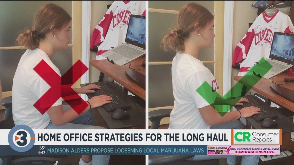 Consumer Reports: Home Office Strategies For The Long Haul
