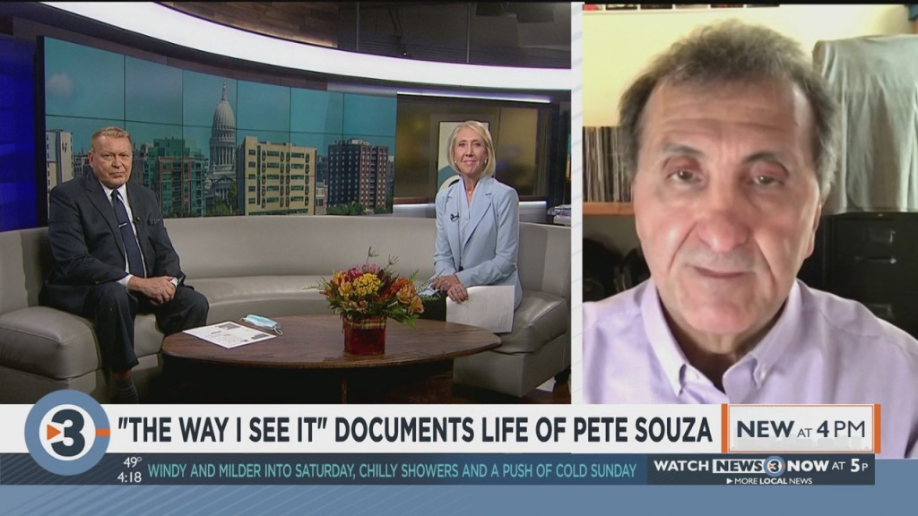 'the Way I See It' Documents Life Of Pete Souza