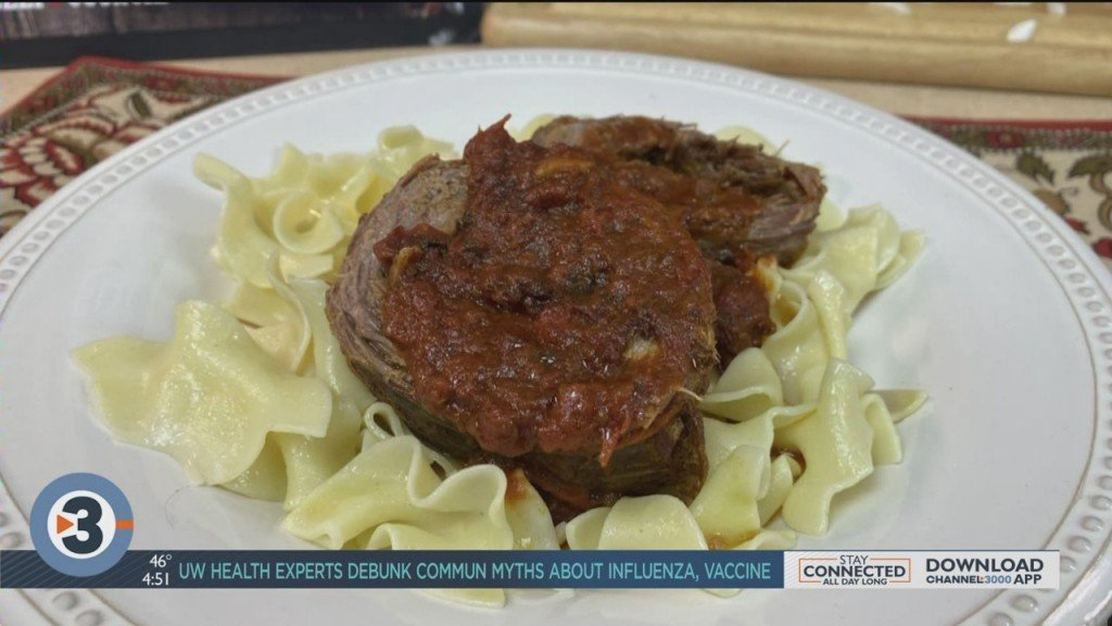 Angie Horkan Shares An Easy Italian Slow Cooker Recipe