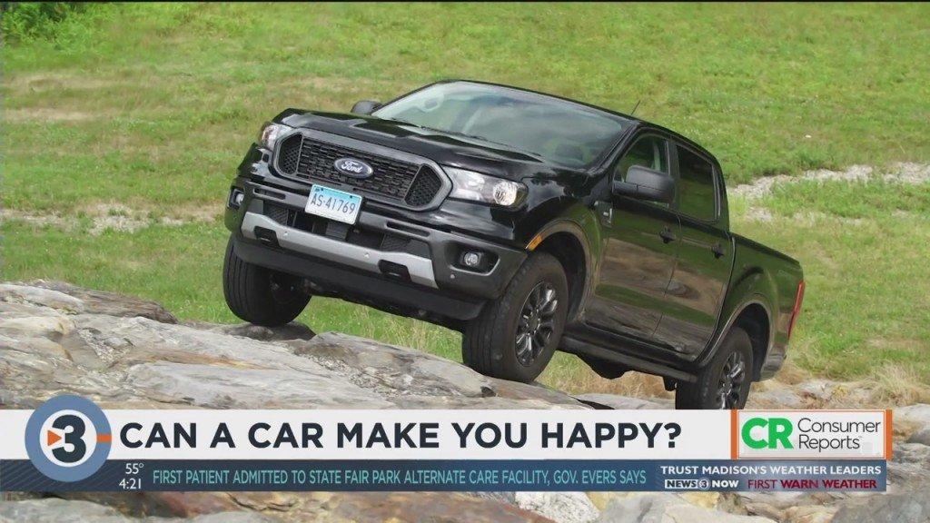 Consumer Reports: Can A Car Make You Happy?