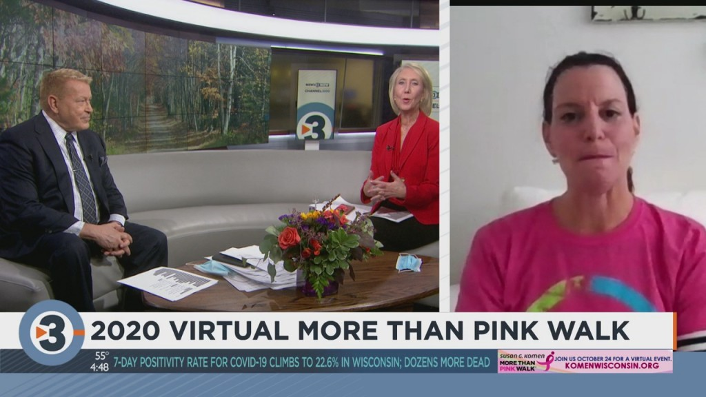 A Behind The Scenes Look At This Year's Virtual More Than Pink Walk
