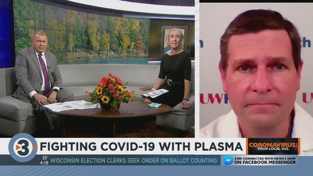 Fighting Covid 19 With Plasma
