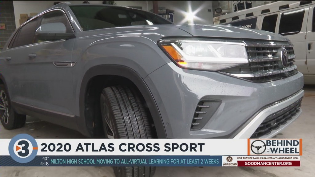 Behind The Wheel: 2020 Volkswagen Atlas Cross Sport