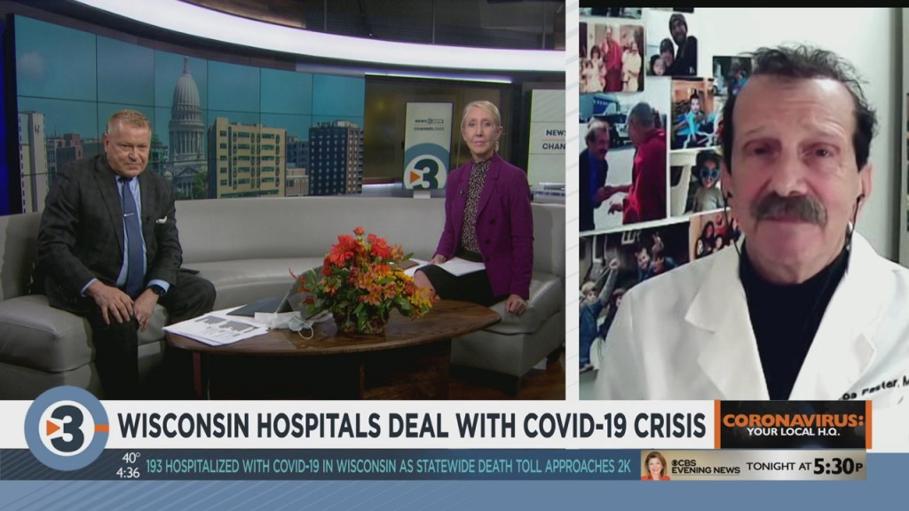 Wisconsin Hospitals Deal With Covid 19 Crisis
