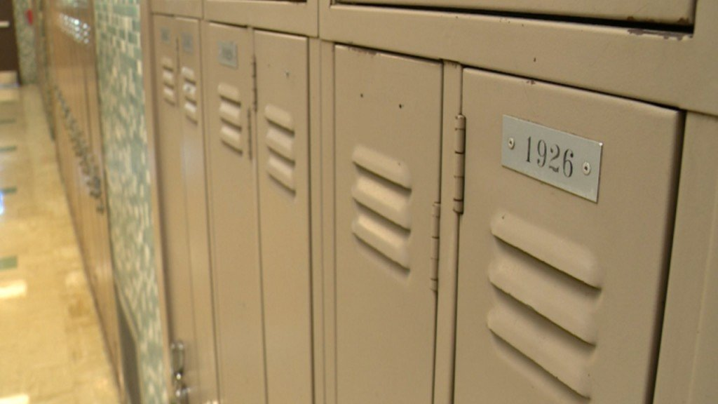 MMSD school lockers