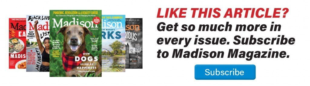 """Magazine footer that says """"Like this article, get so much more by subscribing"""""""