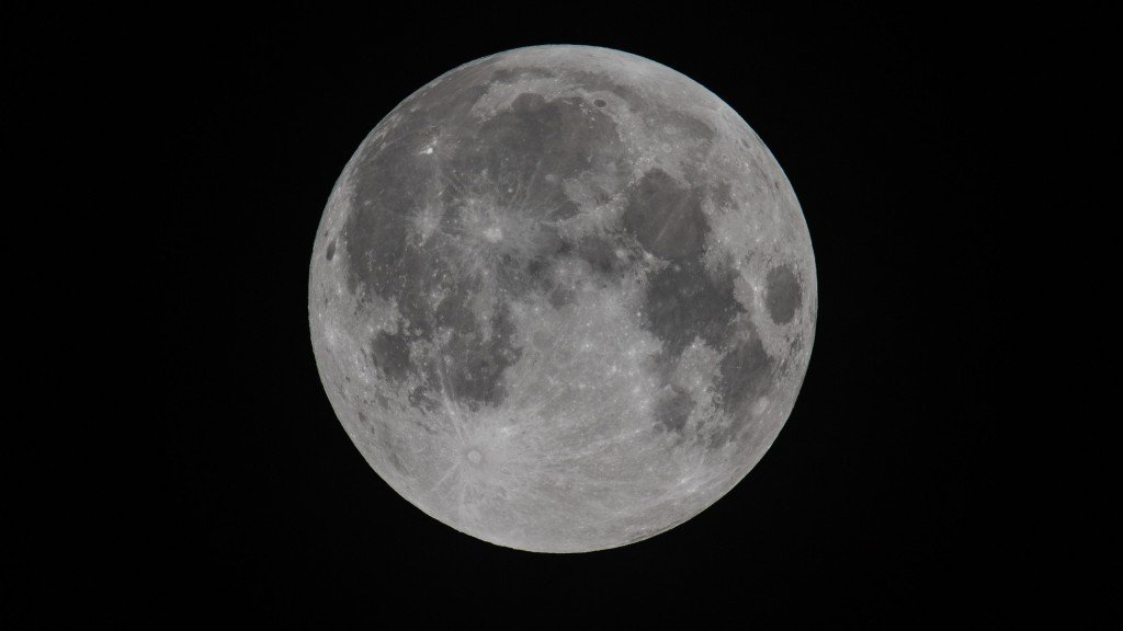 The moon may contain more water than previously believed.
