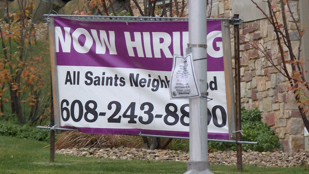 Now Hiring All Saints Neighborhood