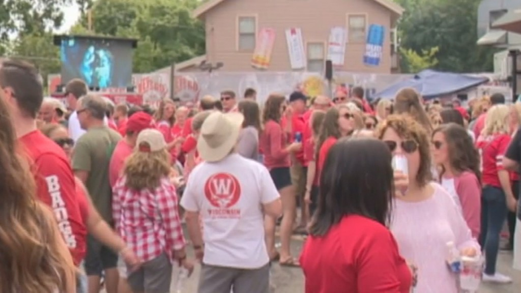 Badgers tailgate file