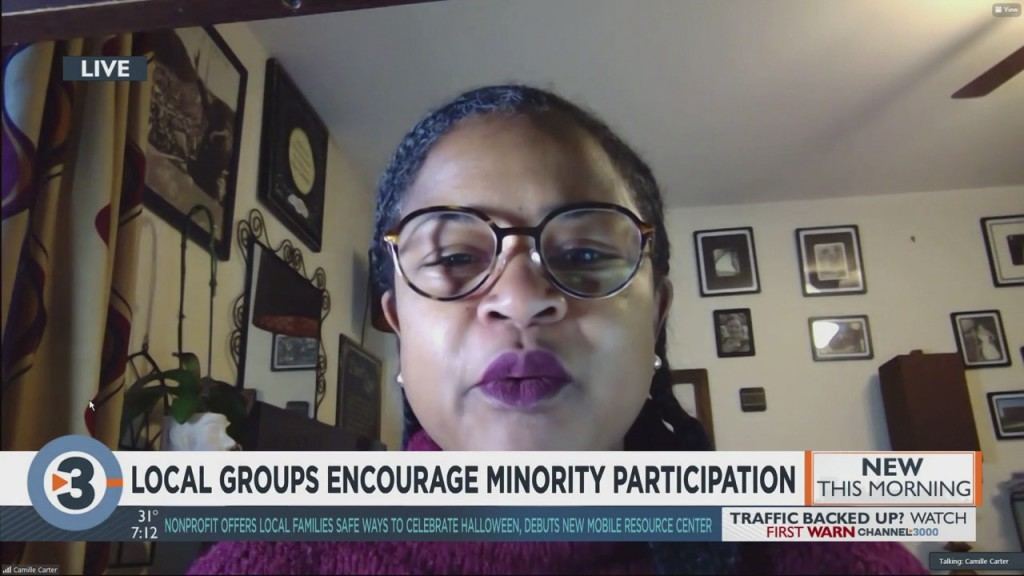 Local Groups Encourage Minority Participation On Election Day