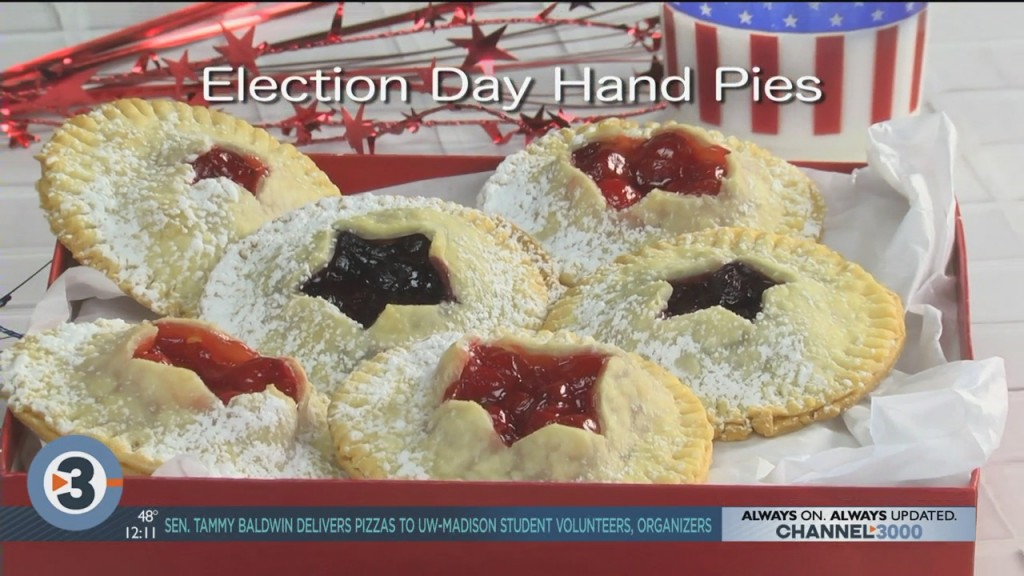 Mr. Food: Election Day Hand Pies